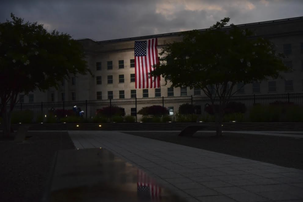 'We've been hit': A personal account of 9/11 at the Pentagon