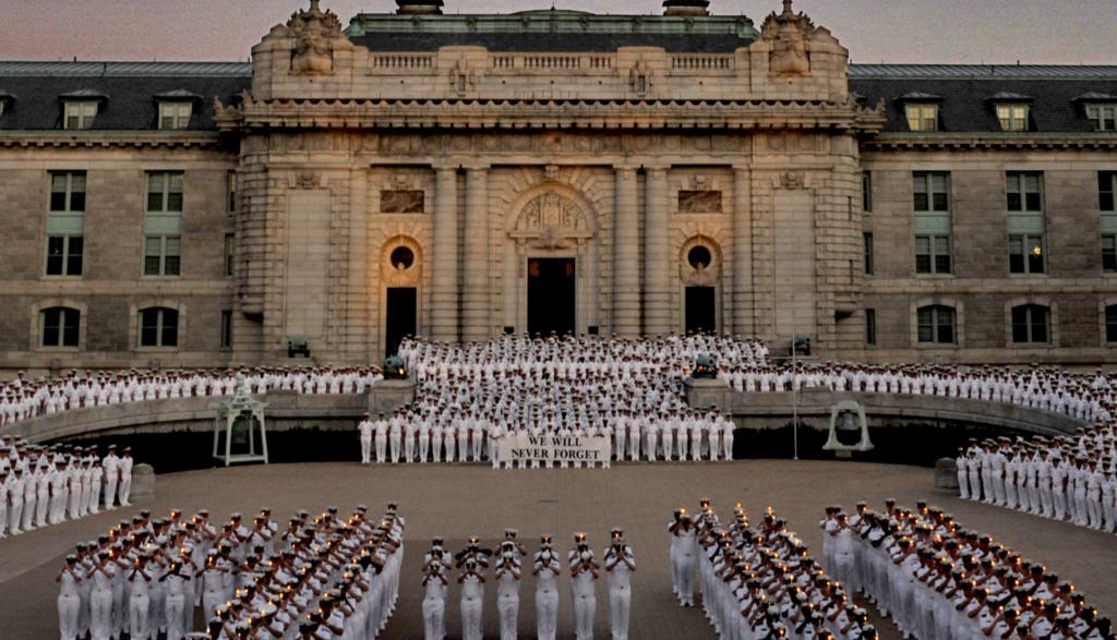 My 9/11 story: A Naval Academy plebe on guard