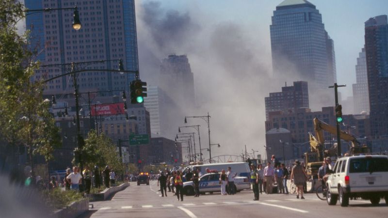 My 9/11 story: I watched from the sidelines as the world changed forever