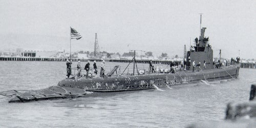 An ensign took command of a destroyer at Pearl Harbor and took the fight to the Japanese