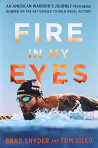 Navy veteran Bradley Snyder is a Paralympic Gold Medalist, author, and now, film producer
