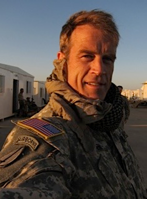 Mark Valley: West Point grad, Desert Storm vet, actor and podcast host sits down with WATM