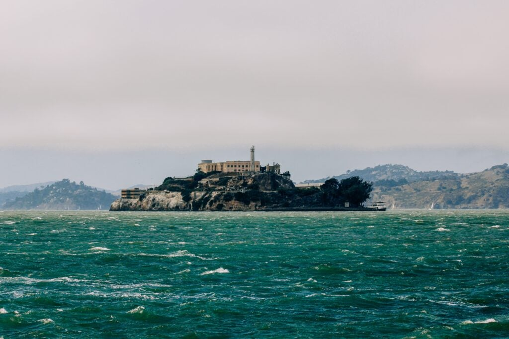 Did you know these military facts about Alcatraz?