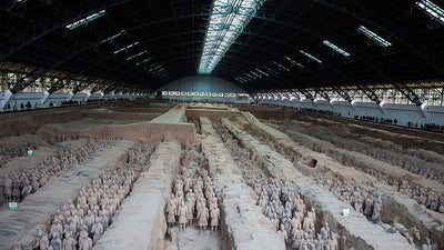 5 military archaeological discoveries found by pure luck