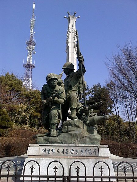 South Korean student-soldiers fought off a North Korean army for 11 hours