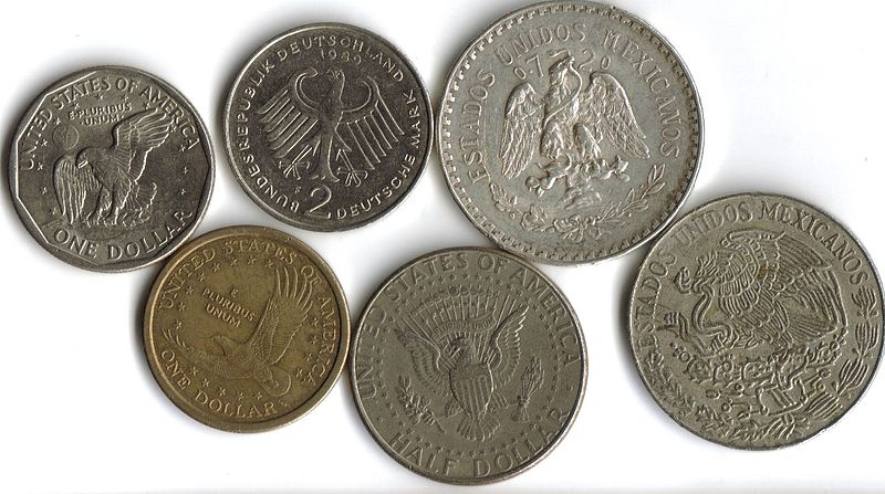 Why starting a currency collection is a good idea on active duty