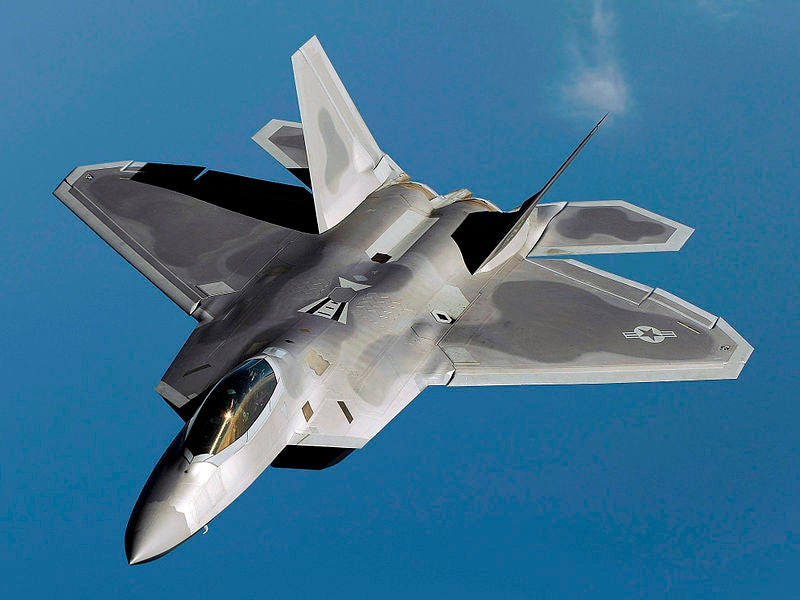 This is why advanced fighter jets still carry guns