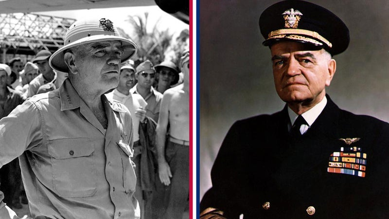 Today in military history: Halsey named commander of the South Pacific