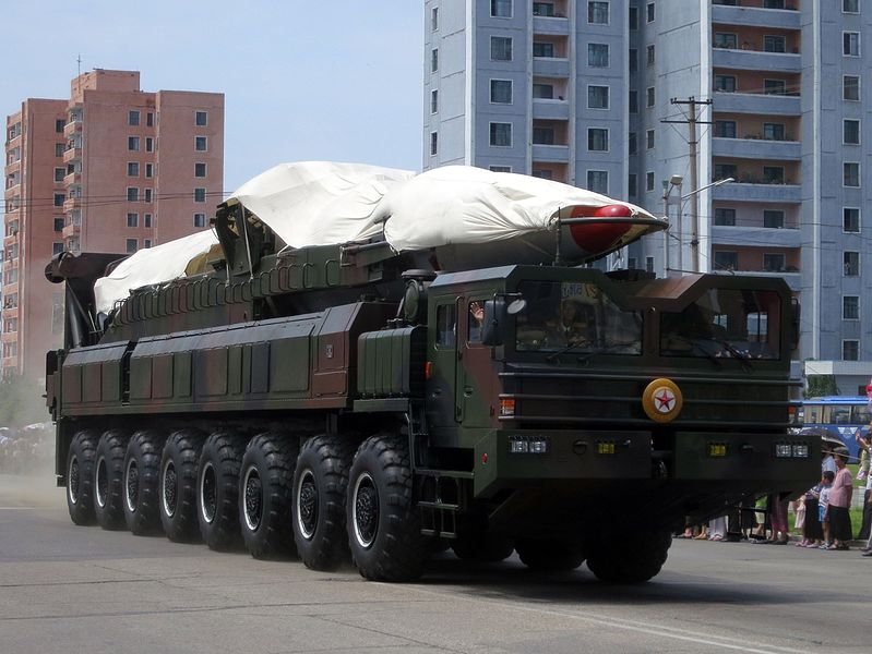 North Korea claims to have tested hypersonic missiles