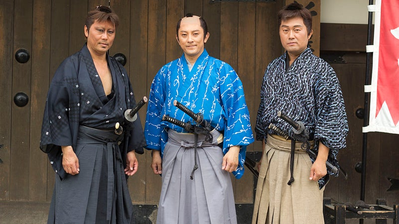 This is how dishonorable it was to be a rōnin in feudal japan
