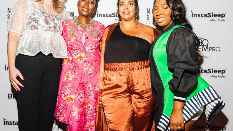 Military spouses treated to VIP experience at New York Fashion Week