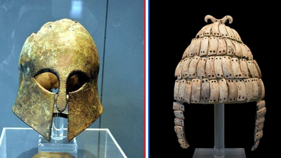 5 weird helmets in history that functioned really well