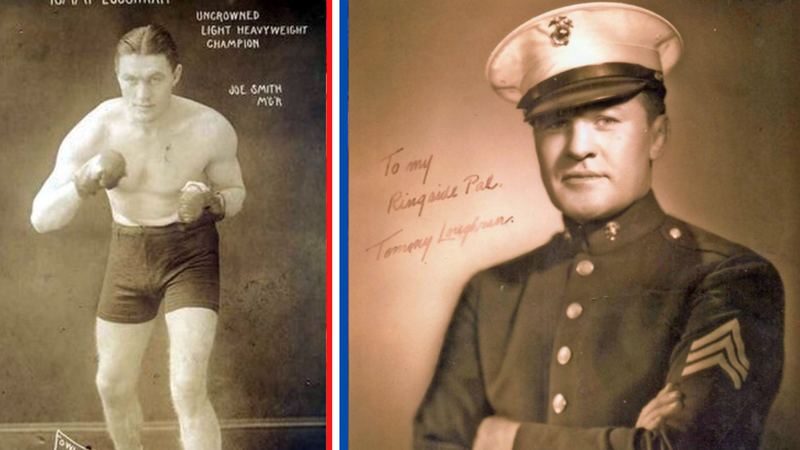 Boxer Herring part of proud fraternity of world champions who served