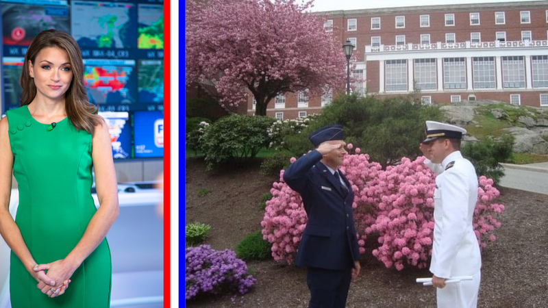 Meteorologist for brand-new FOX Weather app has deep military roots