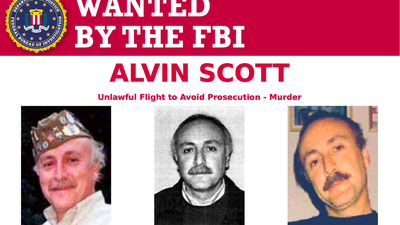 Top 5 FBI most wanted criminals of all time still at large