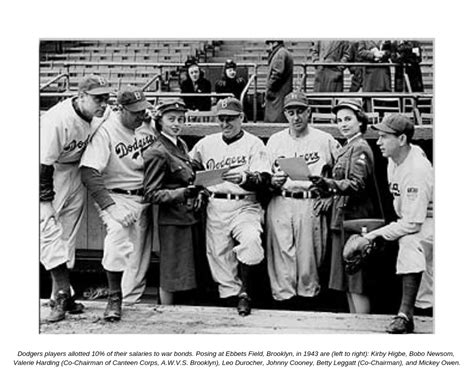 How baseball helped sell record numbers of WWII war bonds