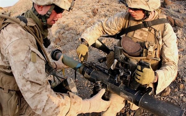 39 Awesome photos of life in the US Marine Corps infantry