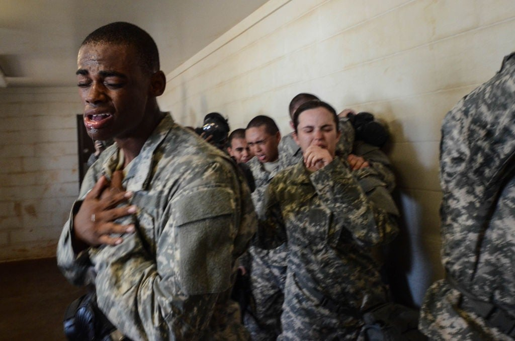 11 Things new soldiers complain about during basic training