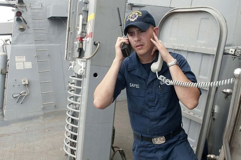 7 lies sailors tell their parents while deployed