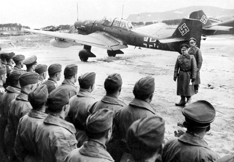 The first 'battle' of World War II was a Nazi war crime