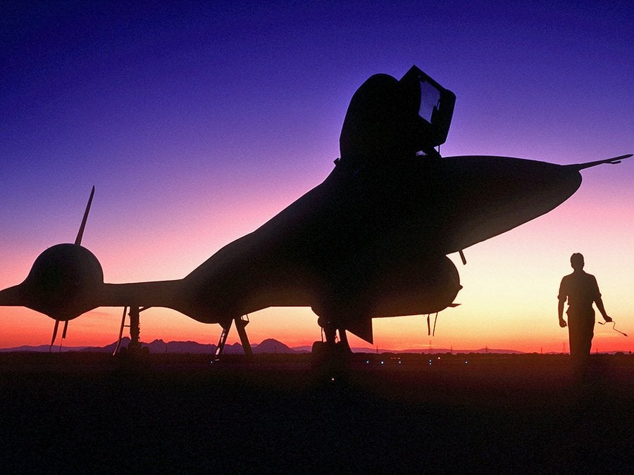 Remembering the last flight of the world's fastest plane
