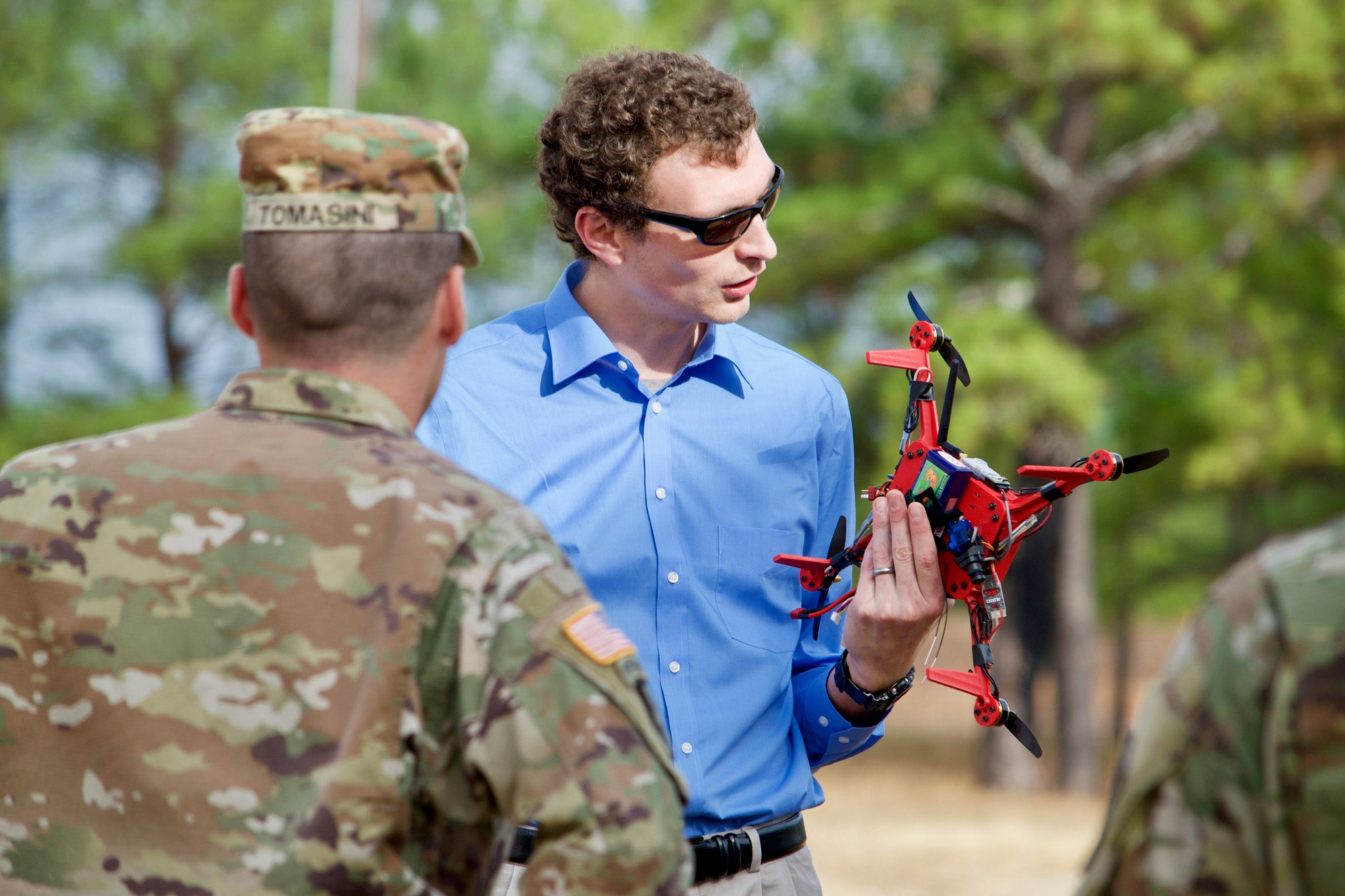 The Army wants to make drones using a 3-D printer