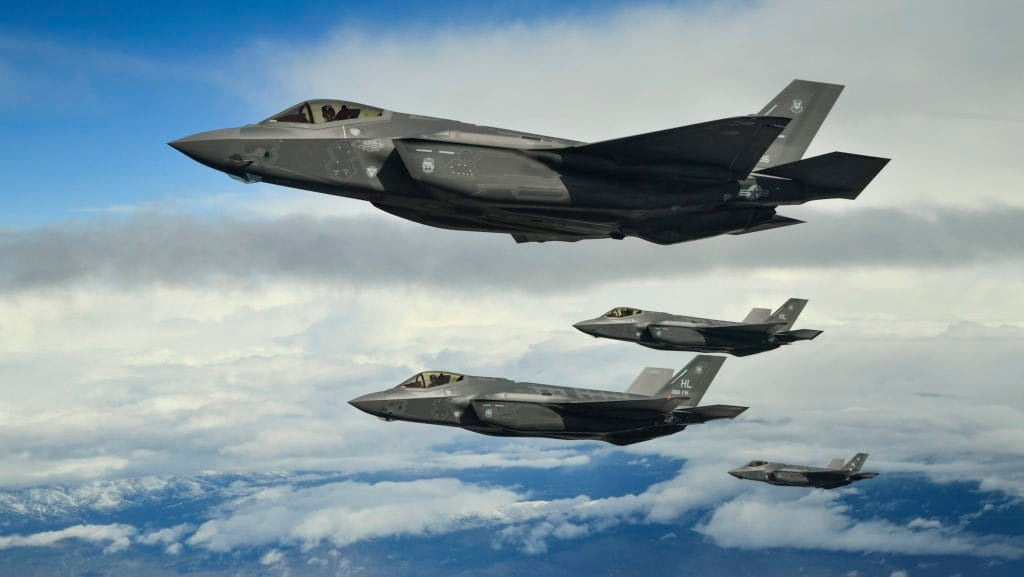 Israel's F-35s may have already flown a combat mission against Russian air defenses in Syria