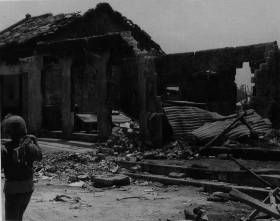 What a Hiroshima resident saw the day the bomb dropped