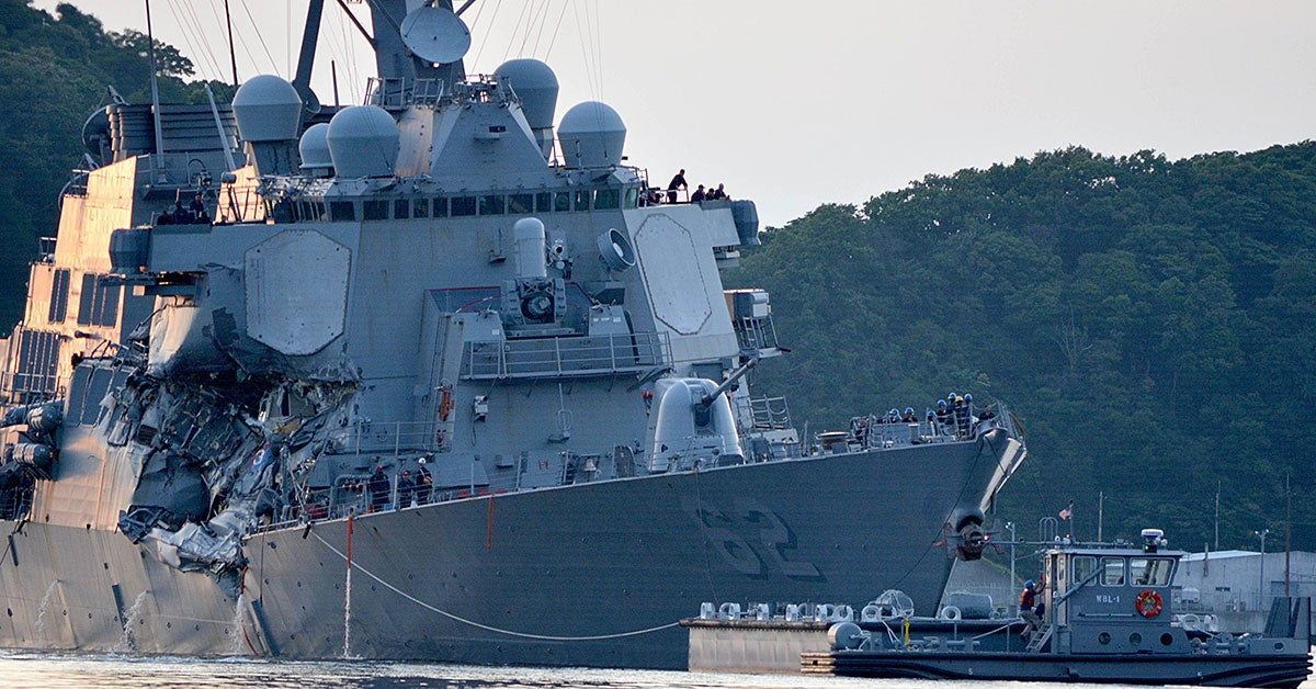 The US Navy's new, game-changing defensive weapon