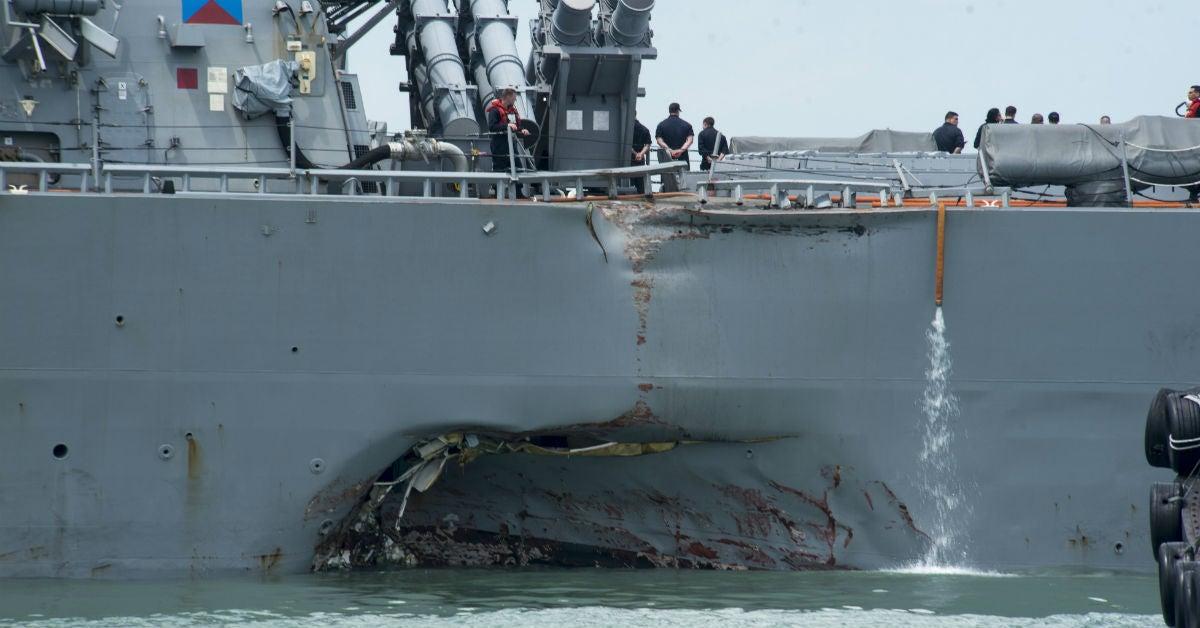 USN Navy United States Ship USS RANKIN tab arc patch