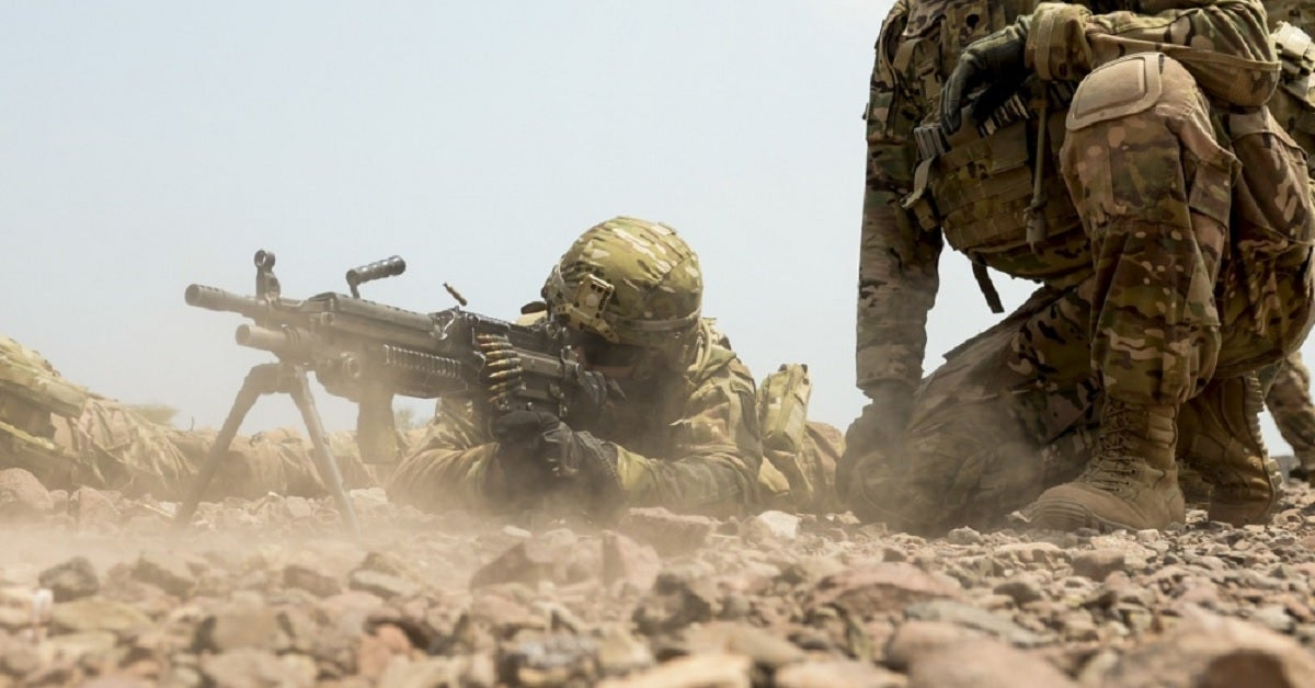 The Army doesn't want the Marines' latest squad weapon
