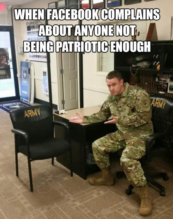 The 13 funniest military memes for the week of Oct. 6