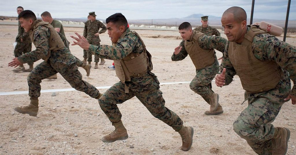 It's now easier for Marines with out-of-regs tattoos to get back in the Corps