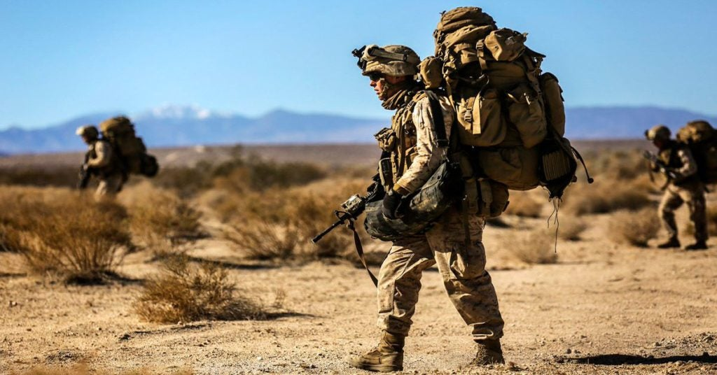 5 reasons why Rip It is the go-to for infantrymen