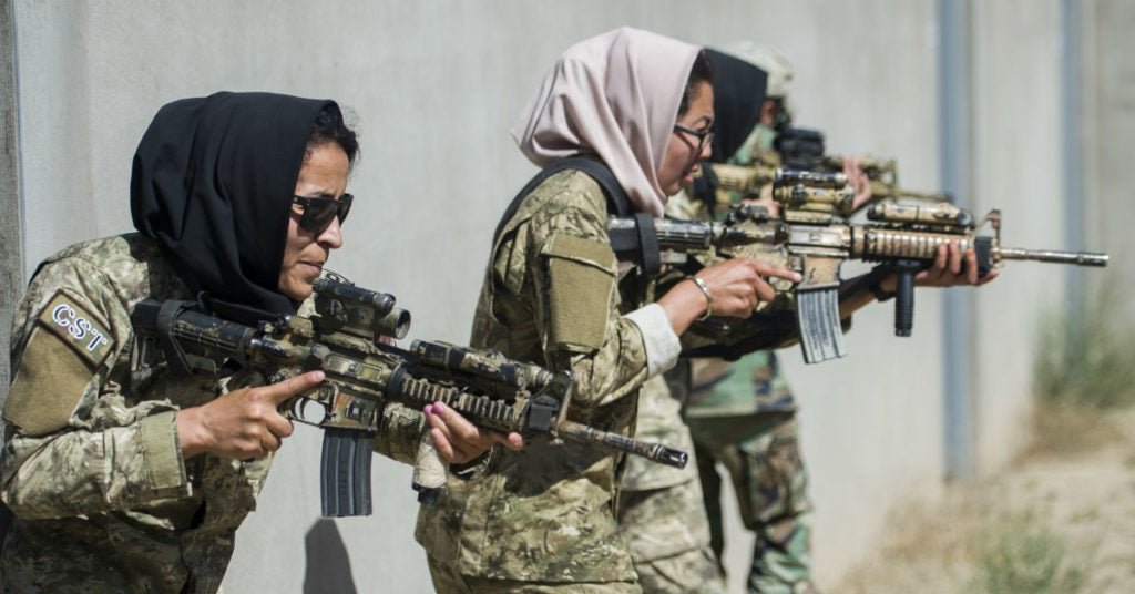 Combat in Afghanistan hits five-year high for American forces