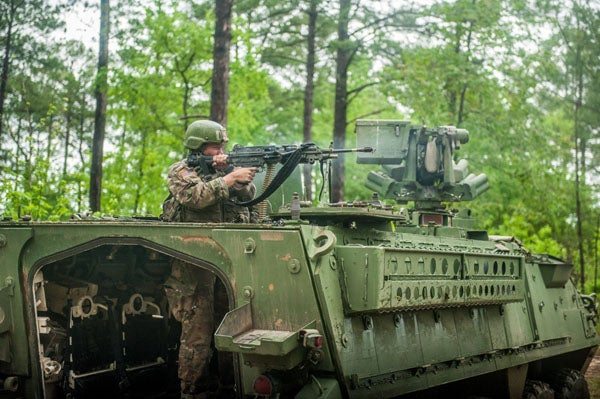 The Army wants to ditch the M249 SAW and give the infantry more firepower