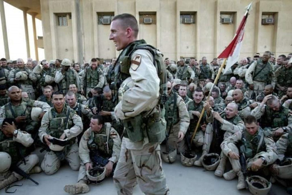 This is the real Iraq War battle behind 'The Long Road Home'