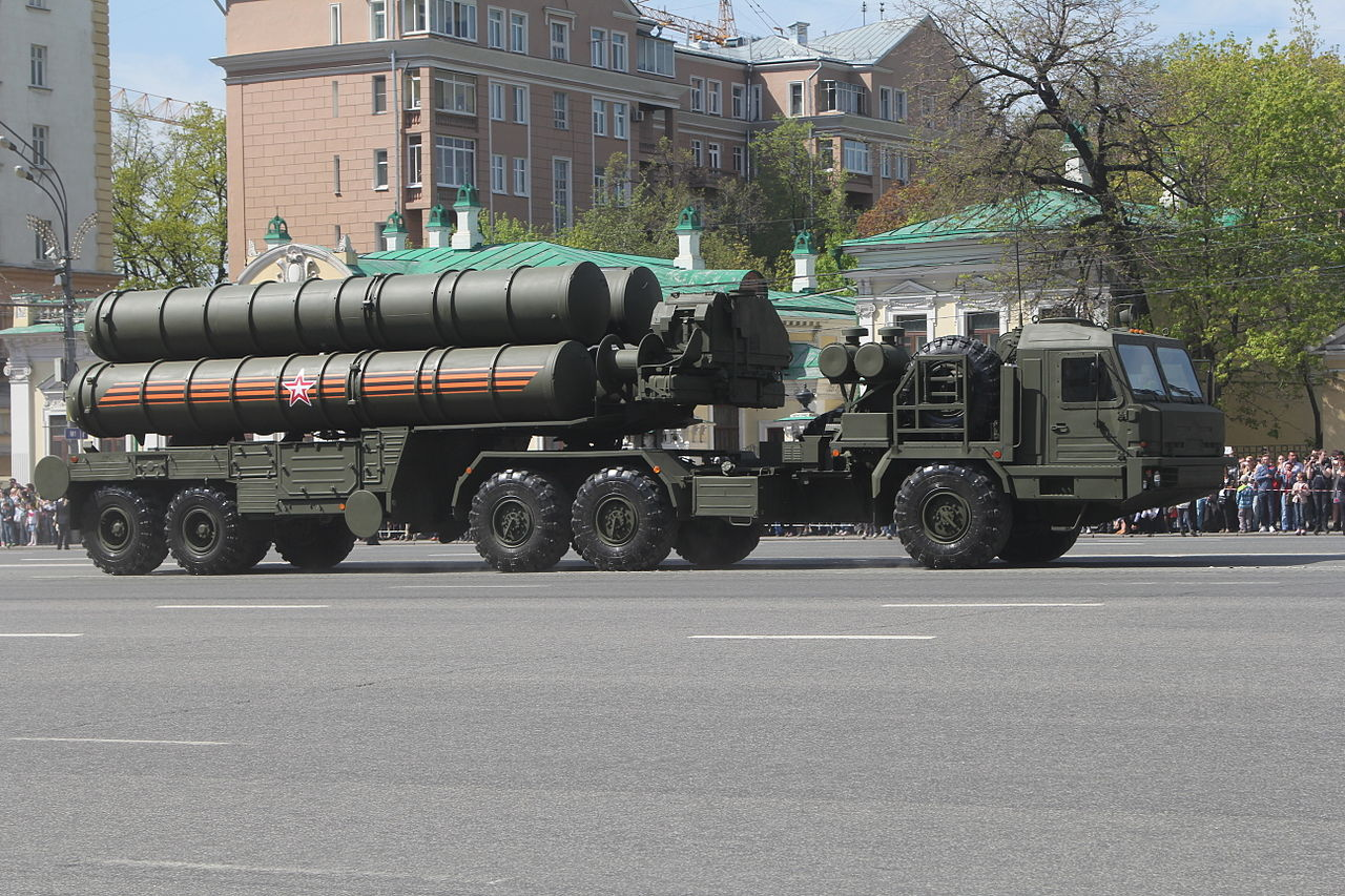 India just bought a deadly Russian missile system