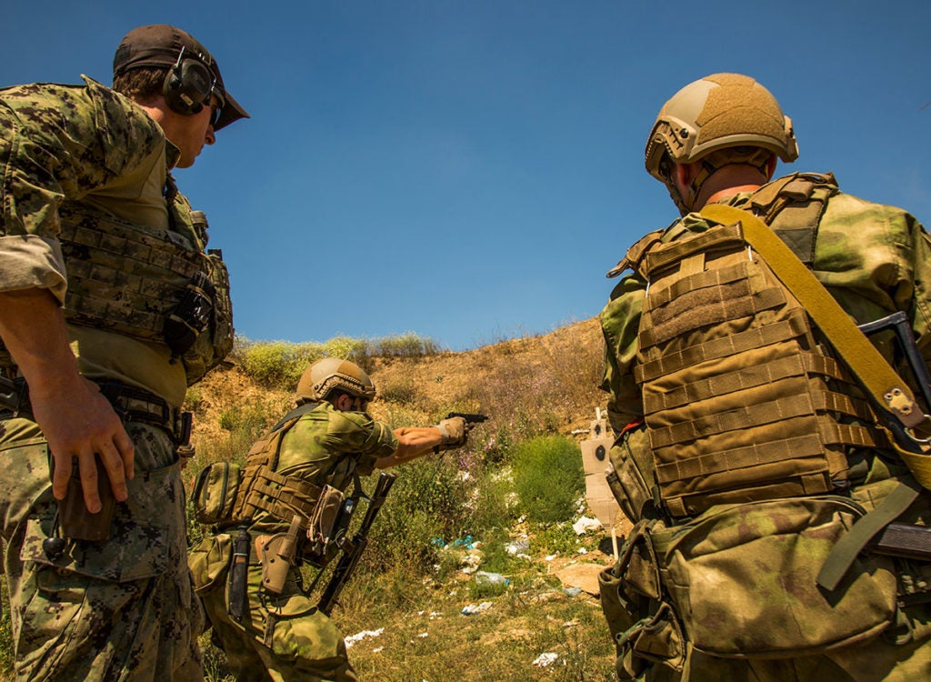This is how special operators 'embrace the suck'