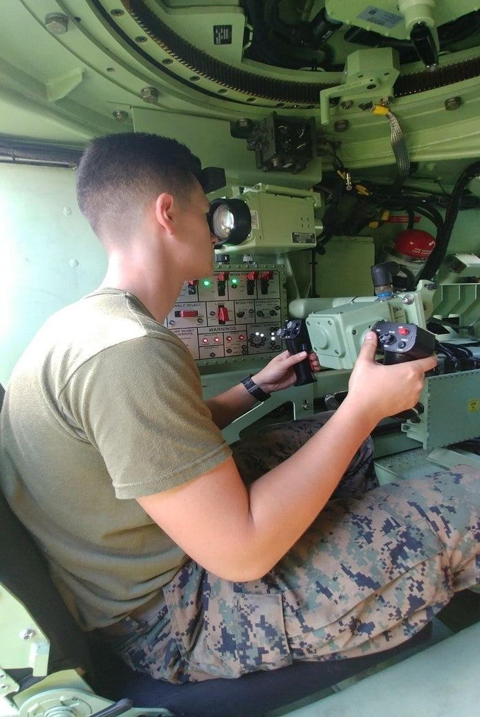 U.S. personnel injured ahead of massive war games