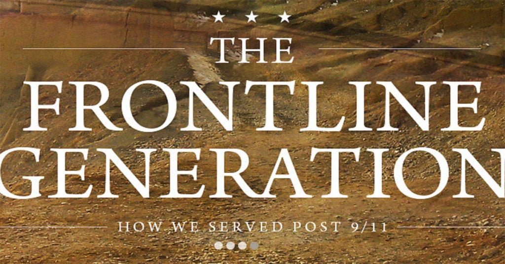 Sebastian Junger talks war, vet reintegration, and what's wrong with America