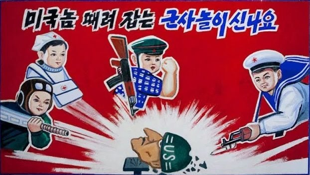 5 of the silliest means of propaganda used by North Korea