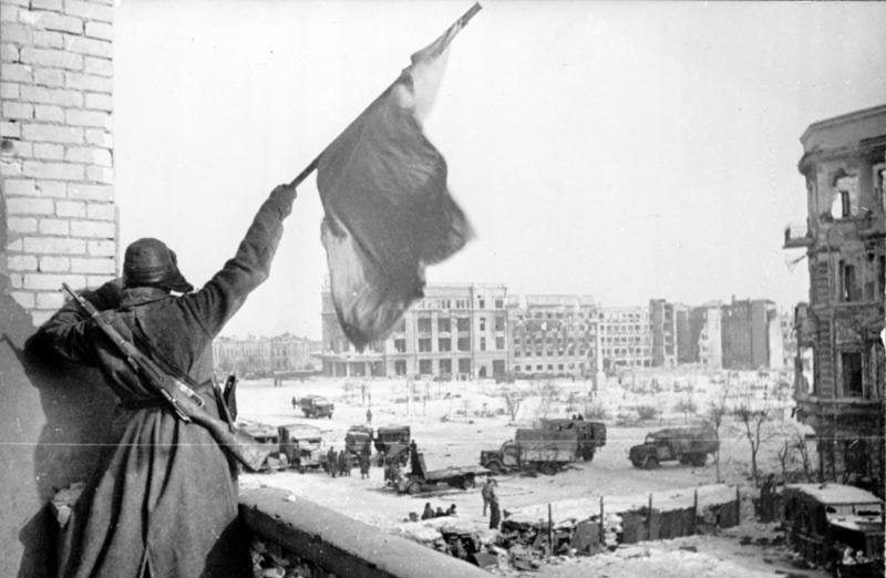 Looking back at the Battle of Stalingrad 75 years later