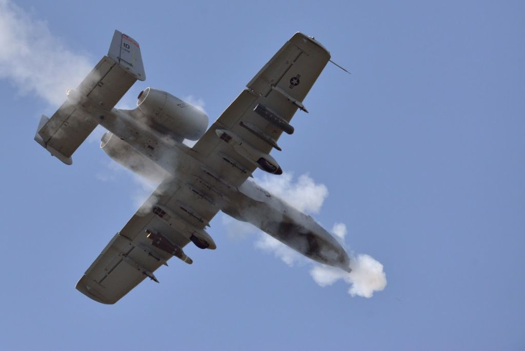 Here's why the Warthog is the greatest close air support aircraft ever