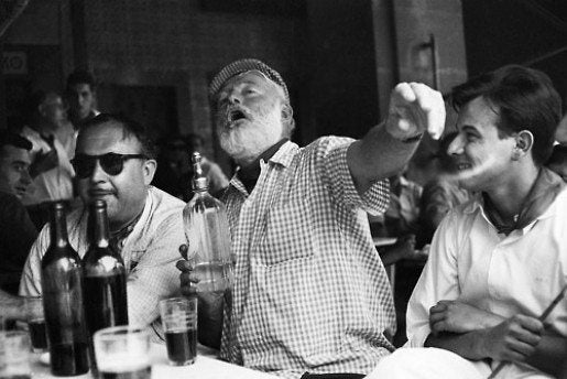 10 ways Ernest Hemingway was a next-level American warrior