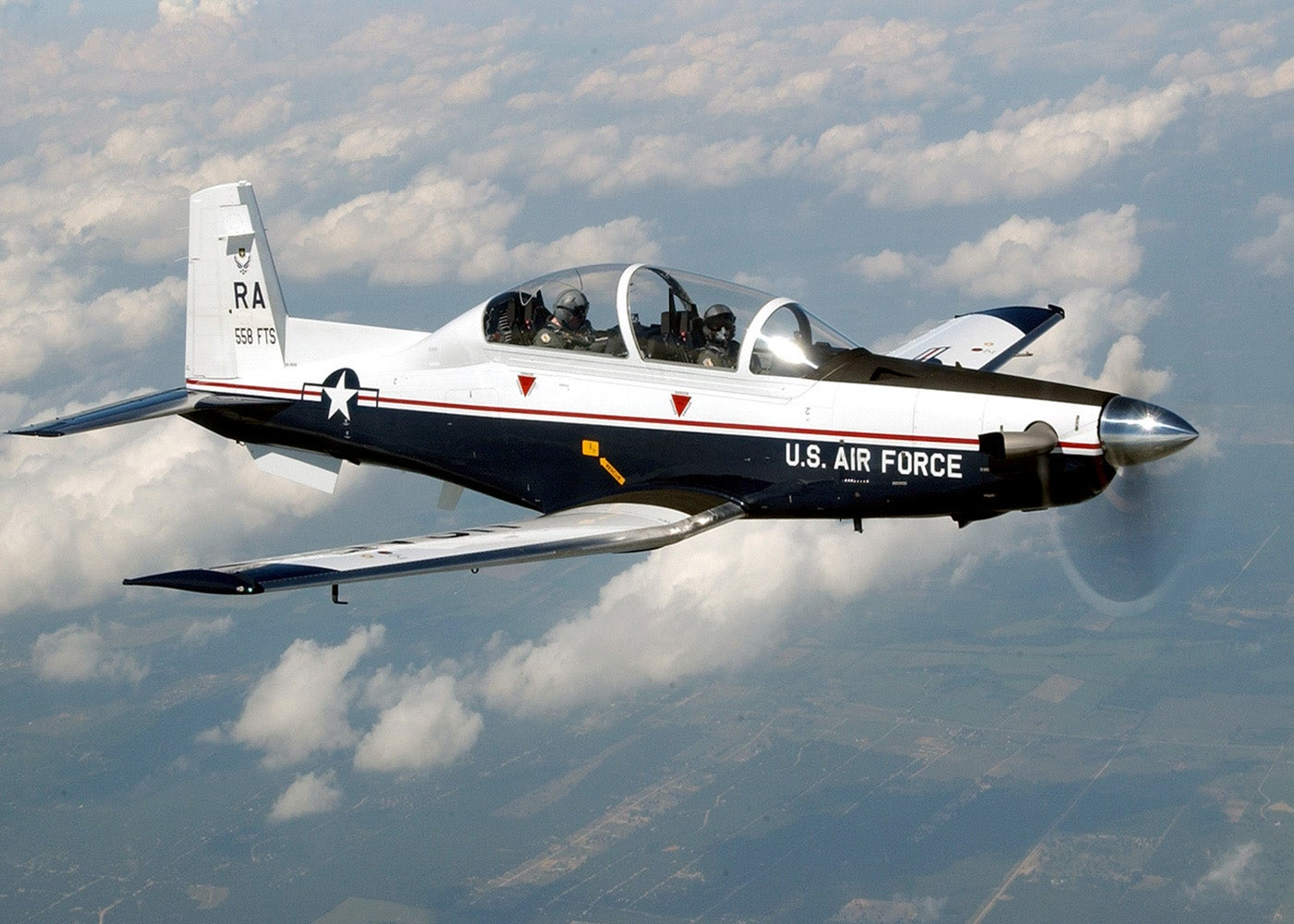 The Air Force killed a combat demo for light attack aircraft