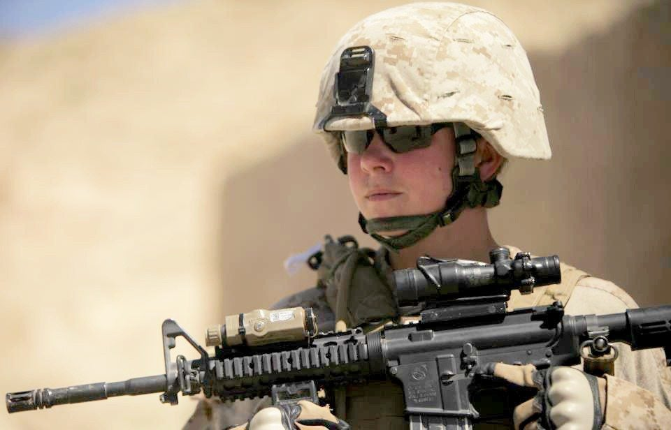 It's official: Two women have earned the Army Ranger tab