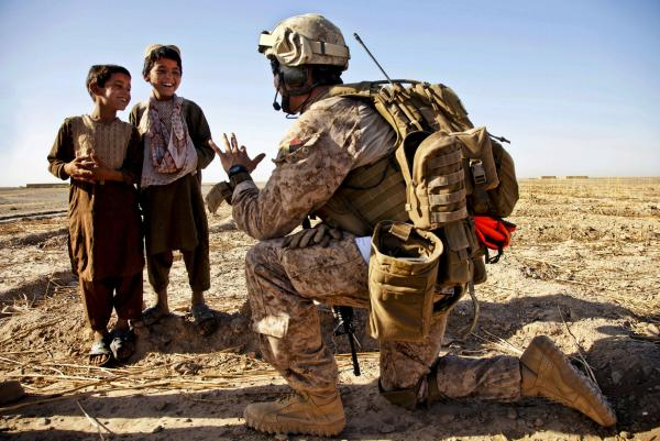 10 incredible Post-9/11 combat medics who risked their lives to save others