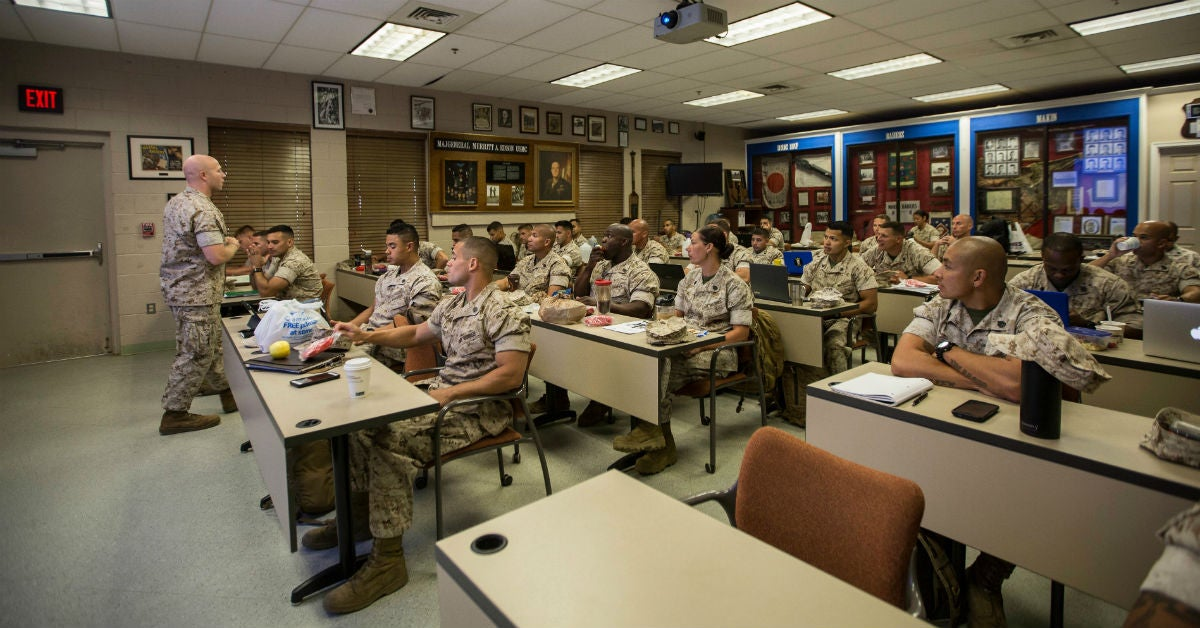 The GI Bill just got its biggest funding boost in nearly 10 years