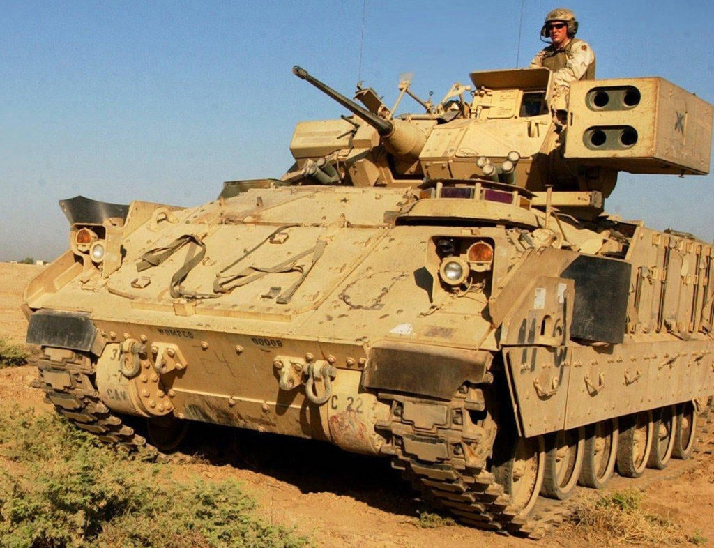 Here's why we love the Bradley Fighting Vehicle (and so should you)